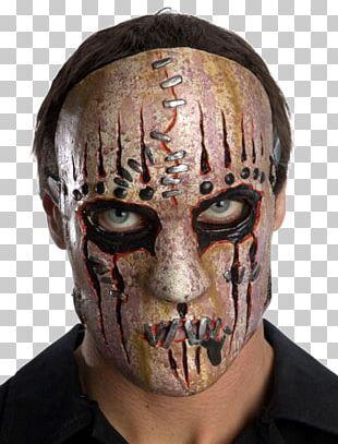 Slipknot Latex Mask Iowa Costume PNG