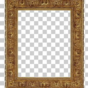 Frames Oil Painting Art PNG