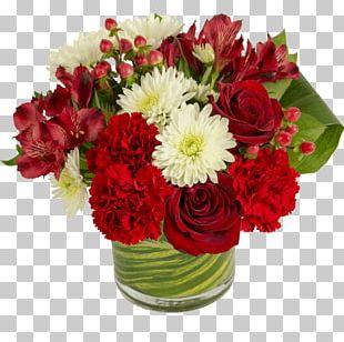 Garden Roses Floral Design Cut Flowers Carnation Flower Bouquet PNG