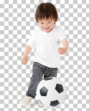 Toddler Kid Playing Football Child PNG