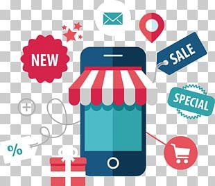 E-commerce Web Design Internet Online Shopping Sales PNG