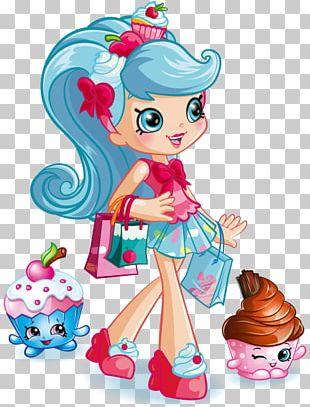 Shopkins Shoppies Jessicake Shopkins Shoppies Bubbleisha Shopkins Shoppies Peppa Mint Doll PNG