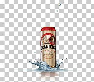 Browar Braniewo Beer Lager Okocim Brewery PNG