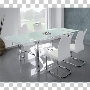 Table Dining Room Furniture Chair Glass PNG