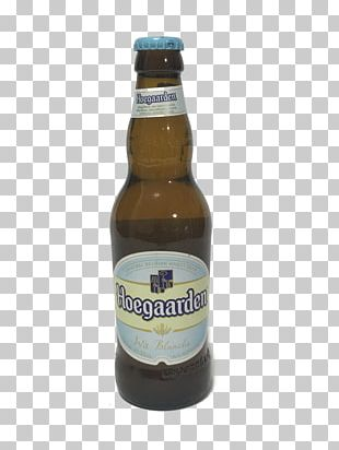 Beer Bottle Hoegaarden Brewery Drink Carlsberg Group PNG