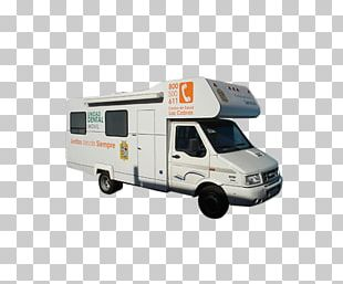 Compact Van Car Campervans Truck Commercial Vehicle PNG