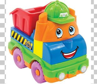 Dump Truck Vehicle Toy Carrinho De Brinquedo PNG