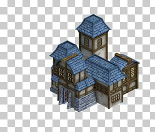 Building Sprite Isometric Projection Role-playing Game PNG