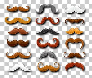 Moustache Hipster Beard Barber Hairdresser PNG
