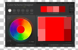 Color Scheme Palette Graphic Design PNG