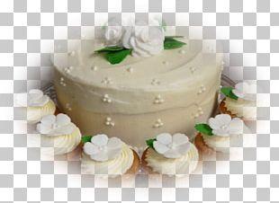Cupcake Wedding Cake Fruitcake Frosting & Icing Birthday Cake PNG