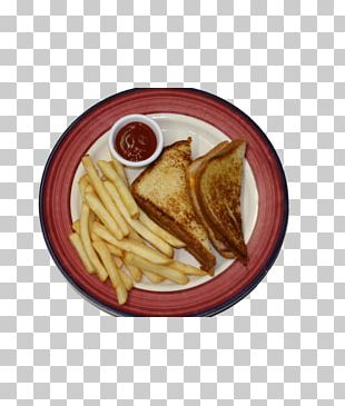 French Fries Cheese Sandwich Hamburger Junk Food PNG