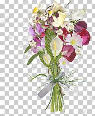 Flower Bouquet Floral Design Cut Flowers Jubileum PNG