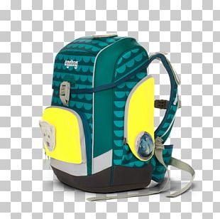 Ergobag Cubo 5 Piece Set Backpack Satchel Ergobag Pack 6 Piece Set PNG