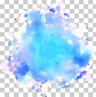 Pinkpop Festival Watercolor Painting Texture PNG