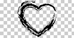 Heart Drawing Shape Sketch PNG