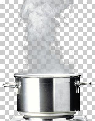 Soup Pot Steam PNG