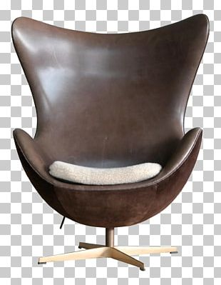 Egg Eames Lounge Chair Swan Fritz Hansen PNG
