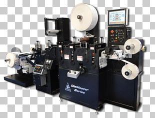 Paper Aztech Converting Systems Machine Printing Manufacturing PNG