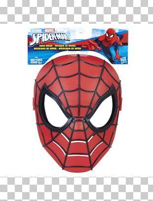 Spider-Man Hulk Superhero Captain America Mask PNG