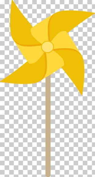 Pinwheel Windmill PNG