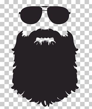 Beard Silhouette PNG