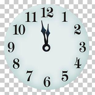 Clock Face Digital Clock Number Worksheet PNG