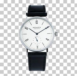Nomos Glashxfctte Automatic Watch Mechanical Watch PNG