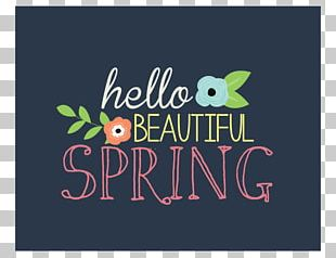 Spring Graphic Design Gift PNG
