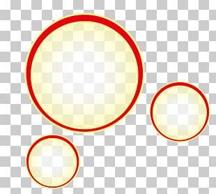 Circle Area Angle Yellow Font PNG