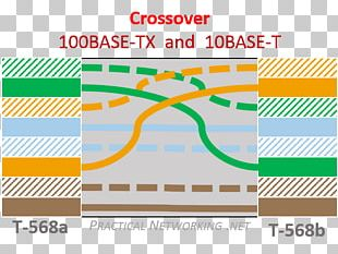 100BASE-TX Ethernet Crossover Cable Ethernet Over Twisted Pair 1000BASE-T PNG