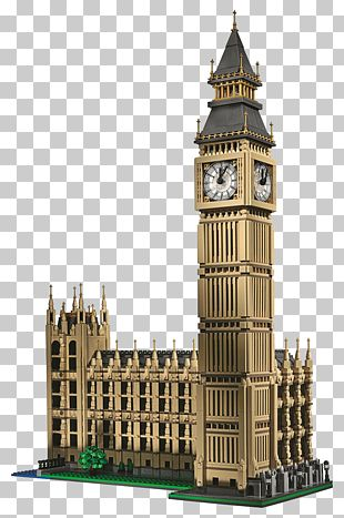 Big Ben Palace Of Westminster Houses Of Parliament Shop Lego Creator PNG