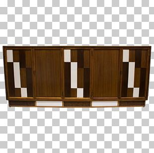 Shelf Wood Stain Buffets & Sideboards PNG