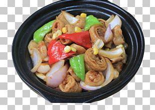 Twice Cooked Pork Vegetarian Cuisine Thai Cuisine American Chinese Cuisine PNG
