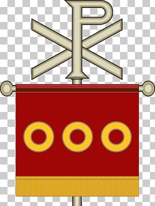 Labarum Chi Rho Ancient Rome Roman Law History PNG