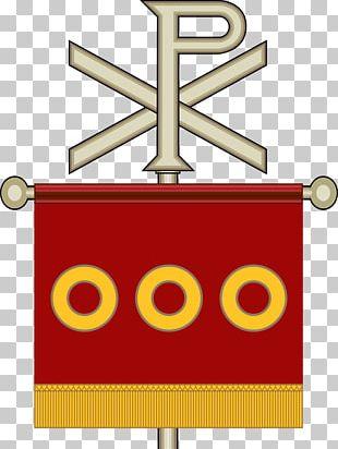 Labarum Chi Rho Ancient Rome Roman Law History PNG