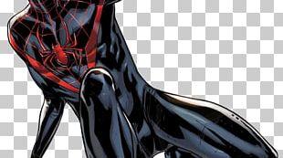 Miles Morales Spider-Man: Shattered Dimensions Ultimate Spider-Man Menace PNG