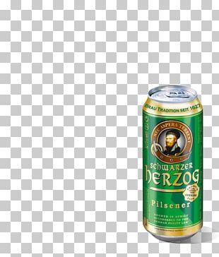 Pilsner Beer Lager Ale Drink Can PNG