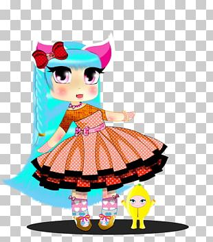 Doll Design M PNG