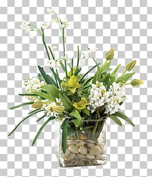 Cut Flowers Floral Design Vase Fashion PNG