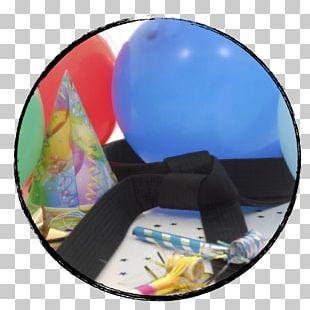 Birthday Party Karate Martial Arts Black Belt PNG