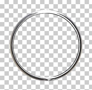 Keychain Ring Metal PNG