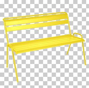 Table Garden Furniture Fermob SA Bench PNG