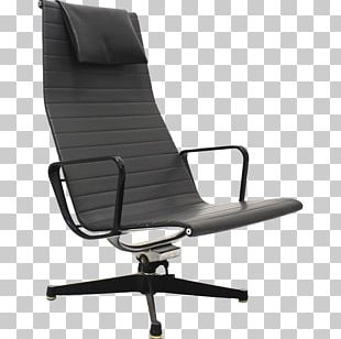 Eames Lounge Chair Wood Charles And Ray Eames Eames Aluminum Group Vitra PNG