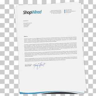 Paper Brand Material PNG