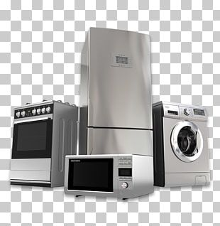 Home Appliance Cooking Ranges Washing Machines Kitchen Refrigerator PNG
