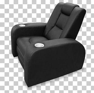 Massage Chair Car Furniture Recliner PNG