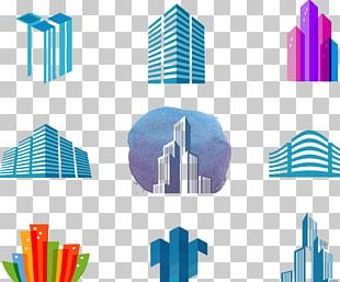 Logo Real Estate Building PNG