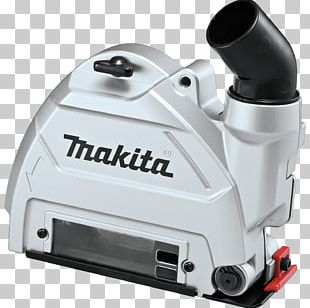 Makita Dust Collection System Angle Grinder Dust Collector Tool PNG