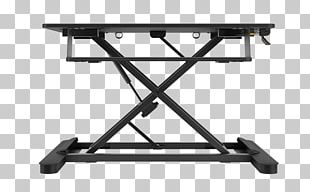 Sit-stand Desk Standing Desk Table Human Factors And Ergonomics PNG